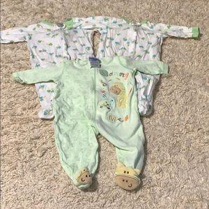 🌈4/$25🌈 Neutral Pajamas, Set of 3